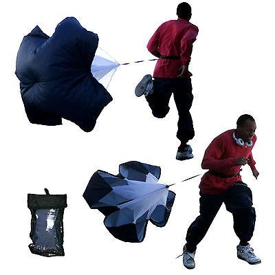 """48"""" Speed Training Resistance Parachute Running Chute"""