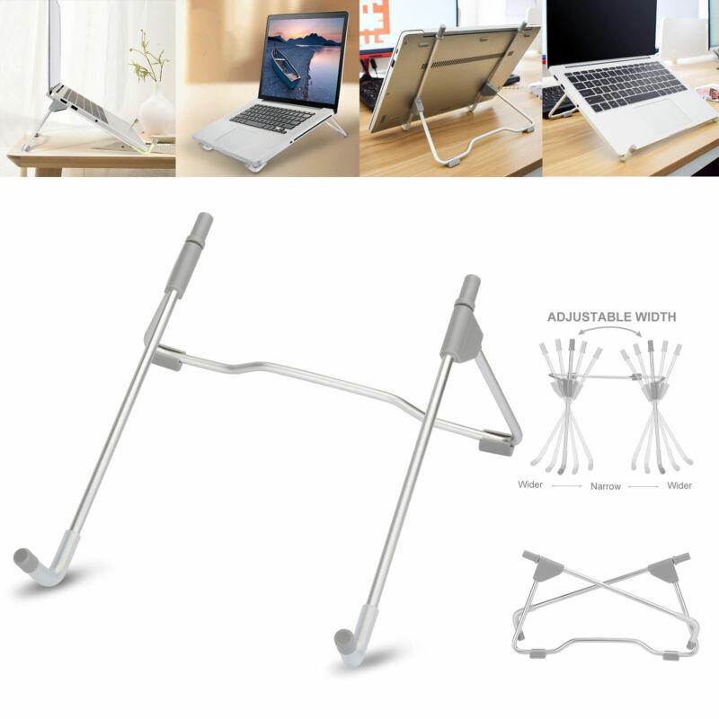Portable Adjustable Folding Aluminum Table Laptop Stand Computer Riser Holder