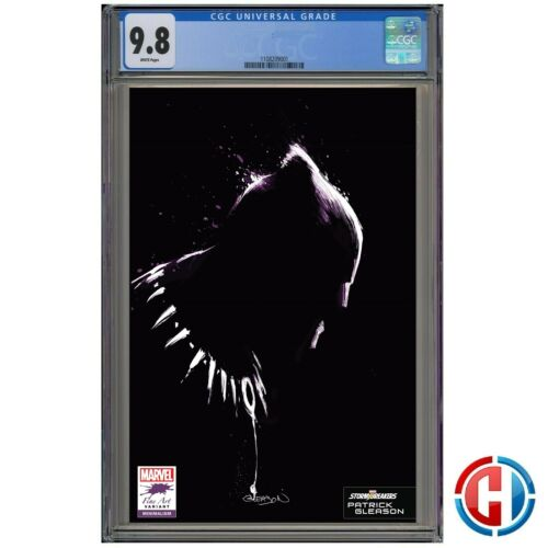 BLACK PANTHER #25 GLEASON STORMBREAKERS VARIANT CGC Graded 9.8 PRESALE 4/28/21