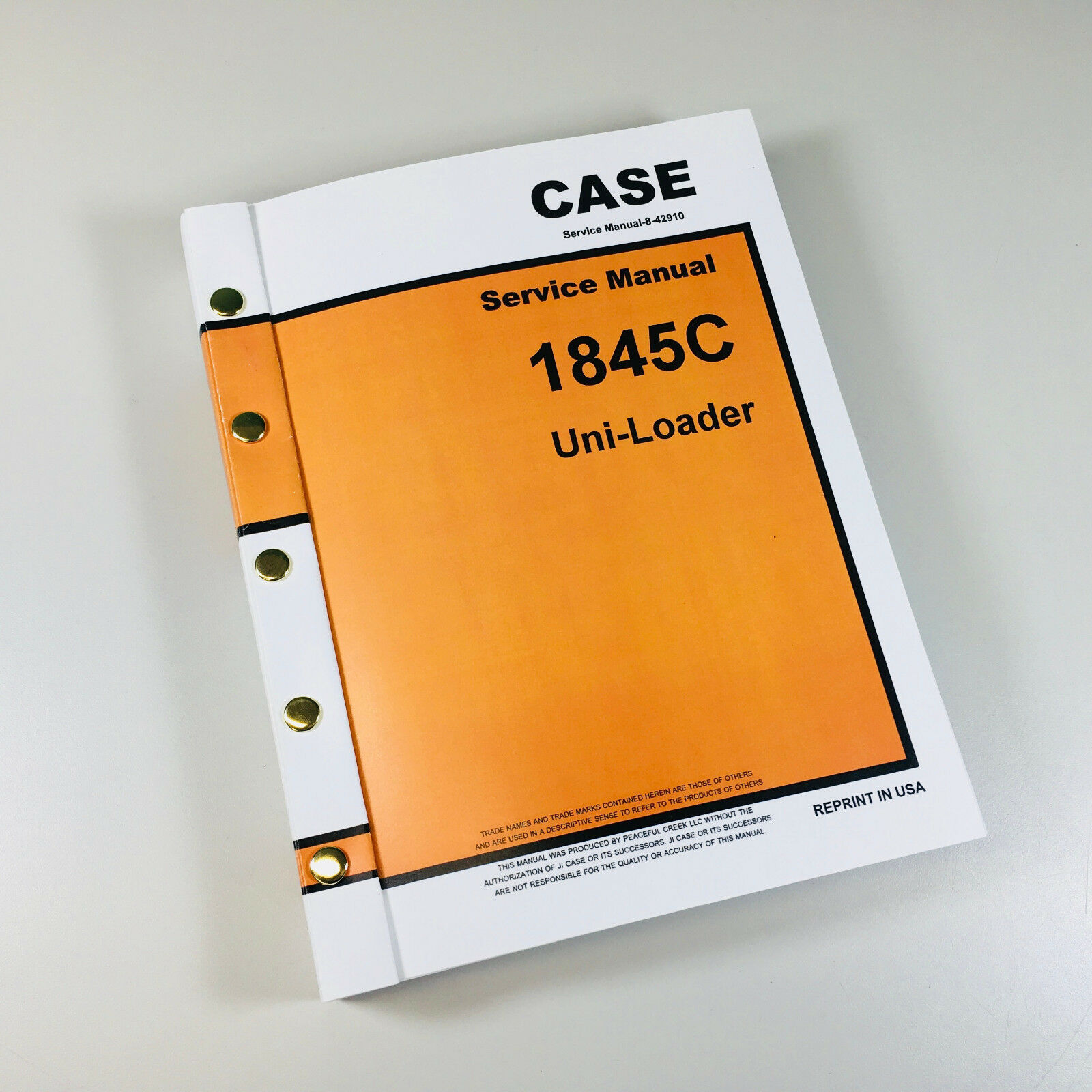 Complete Service/Repair/Overhaul Manual. 574 Pages. This service manual  includes: