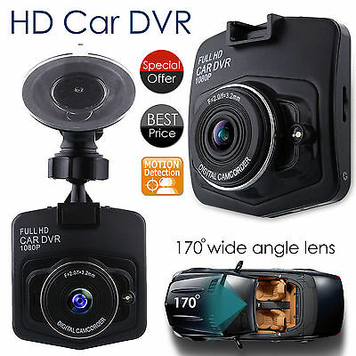 Hd 1080P Night Vision Car Video Recorder Camera Vehicle Dash Cam Dvr G Sensor Us