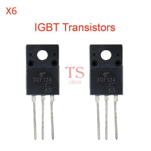 GT30F124 30F124  IGBT Transistor TO-220 6PCS  USA