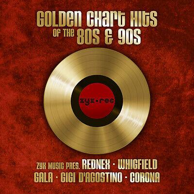 LP Vinyl Rednex, Whigfield u.a. Golden Chart Hits Of The 80s & 90s