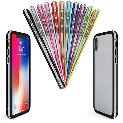 Bumper für Apple iPhone 7 iPhone 8 Case Hülle Schutzhülle Rahmen Wallet Cover Soft Tpu Bumper Case