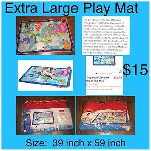 Extra Large Play Mat