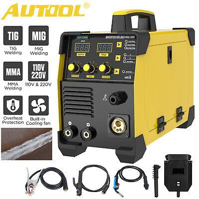 Migmagtigmma Inverter Welder 160a Ibgt Stick Arc Welding Machine 110v Us Plug