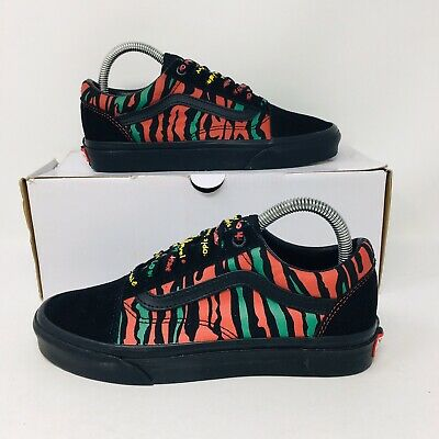 *NEW* Vans x A Tribe Called Quest Old Skool (Women's Size 7) Athletic Sneaker