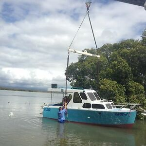 Boat bay cruiser Beachmere Caboolture Area Preview