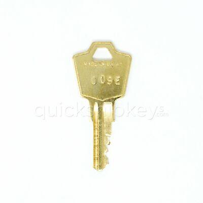 Hon 109e File Cabinet Key