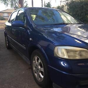 2002 Holden Astra Hatchback Somersby Gosford Area Preview
