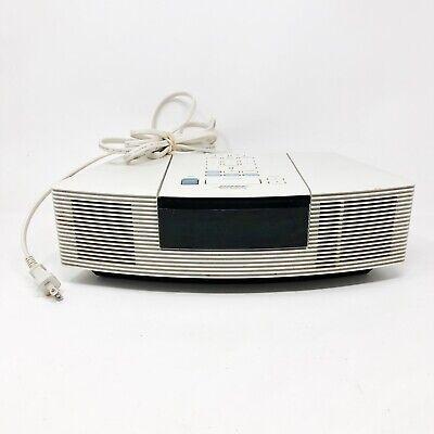 BOSE Wave AWRC1P CD Player AM/FM Radio Alarm Clock Music System No Remote