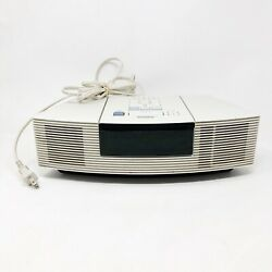 BOSE Wave AWRC1P CD Player AM/FM Radio Alarm Clock Music System No Remote