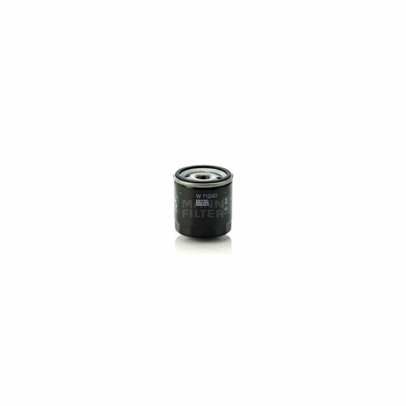 Lexus GS 300 T3 Genuine MANN Spin On Engine Oil Filter Service Replacement