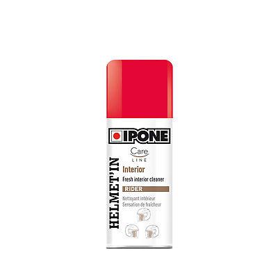 Ipone Careline Motorcycle Bike Foam Fresh Interior Helmet Sanitizer 150ml