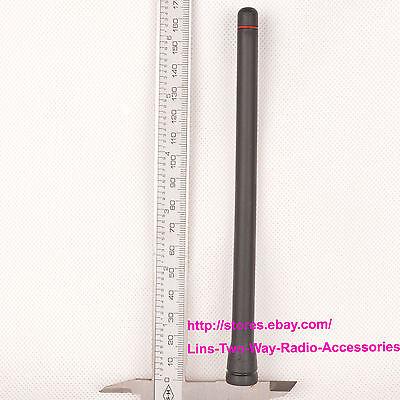 5* long VHF Antenna For Icom IC-F3020 IC-F3101 IC-F14 IC-F15 IC-F16 Handheld