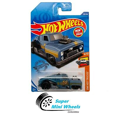 Hot Wheels Erikenstein Rod (Blue) HW Hot Trucks 4/10 2020 J Case #165
