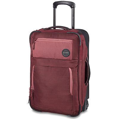 Dakine Carry On (Dakine Travel Carry On Roller 40 Litre Luggage Bag Burnt Rose)