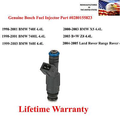 Genuine Bosch Fuel Injector 1998-2001 BMW 740IL 4.4L