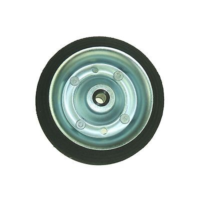 Maypole Jockey Wheel Spare - Solid Tyre - 160mm - For MP433 - Camping