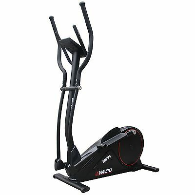 Viavito Sina Fitness Exercise Cardio Workout Elliptical Cross Trainer