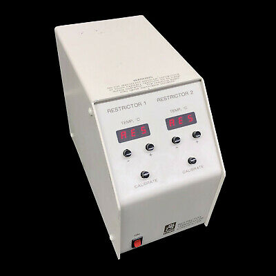 Isco Restrictor Temperature Controller For Supercritical Fluids Syringe Pump