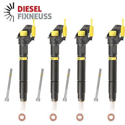 4x Einspritzdüse injektor Mercedes Sprinter A6460701487 0445115069 0445115033