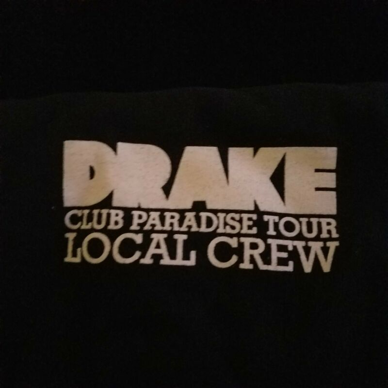 Drake crew shirt RARE mens XL