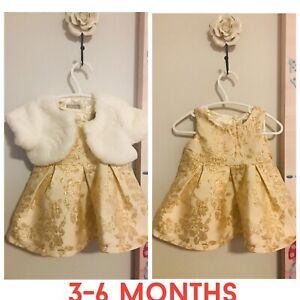Baby dresses  and shirts newborn to 6 months