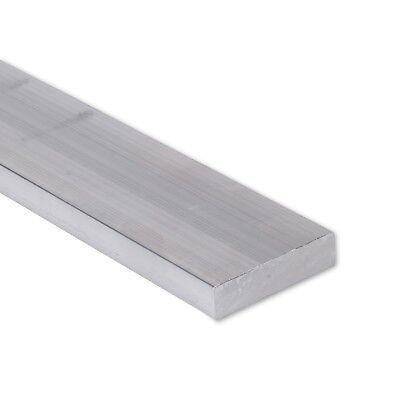 58 X 1-12 Aluminum Flat Bar 6061 Plate 12 Length T6511 Mill Stock 0.625