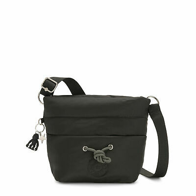 Kipling Hawi Crossbody Bag Cold Black