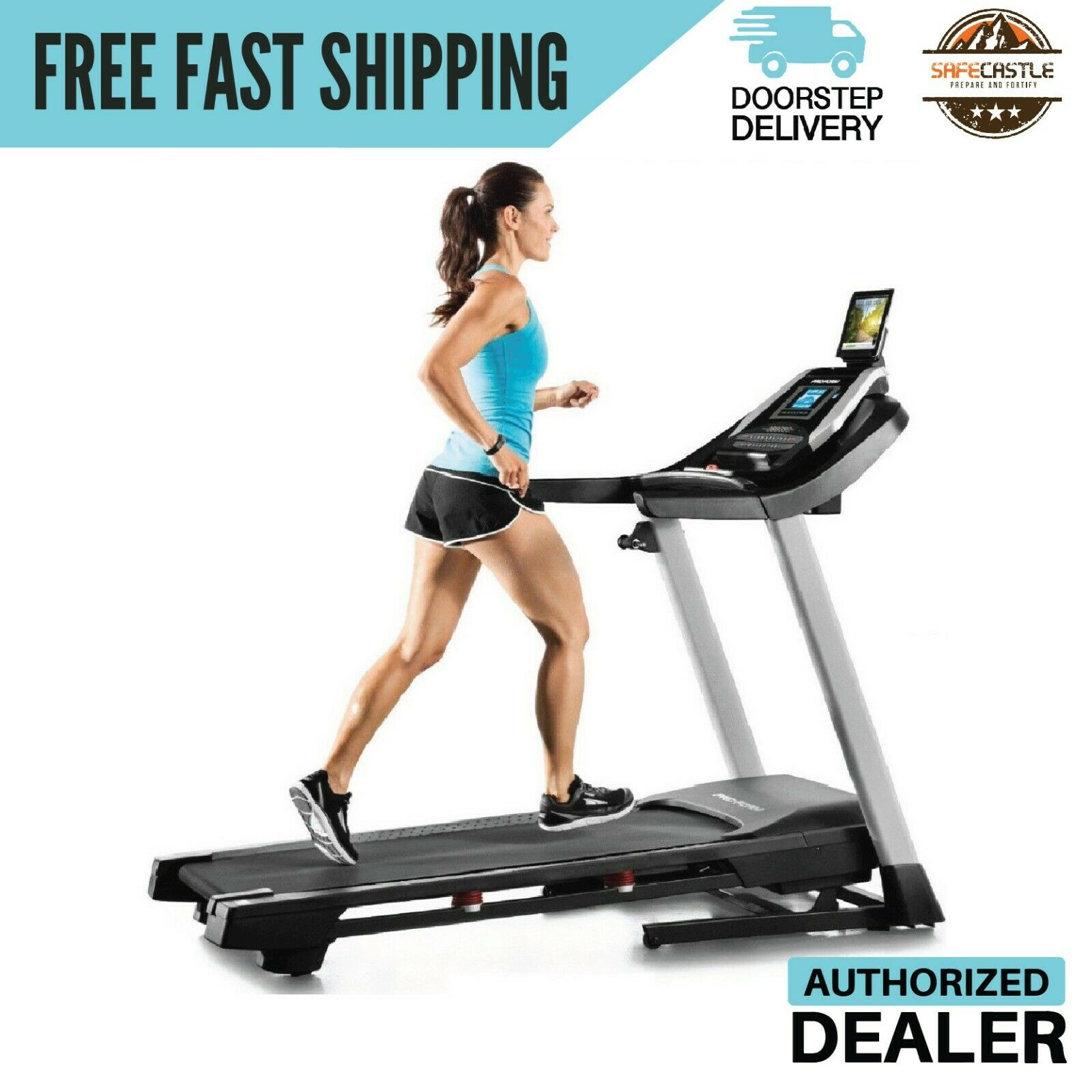New ProForm 505 CST Treadmill,Workout Machine,In-house Deliv