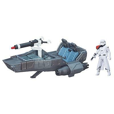 Star Wars The Force Awakens 3.75-Inch Vehicle First Order Snowspeeder