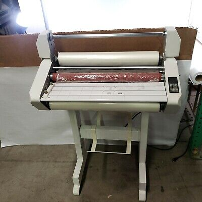Gmp Excelam 655qrs 25 Wide Format Roll Laminator