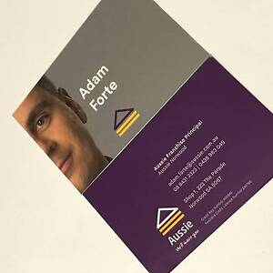 Adam Forte - Aussie Home Loans Norwood Norwood Norwood Area Preview