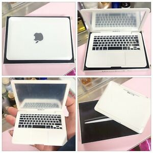 MINI MACBOOK COMPACT MIRROR - BNIB
