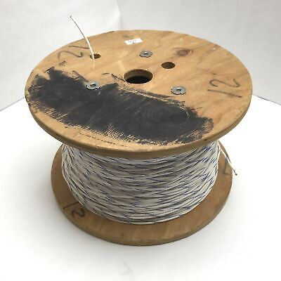 Silver Plated Copper Electrical Wire 12awg 300v Length 1000ft