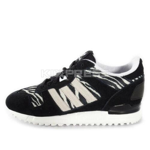 Adidas Originals ZX 700 [B34331] Men Casual Shoes Zebra BlackWhite