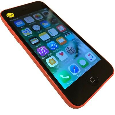 Apple iPhone 5C - 8 GB - Pink (Unlocked) Smartphone