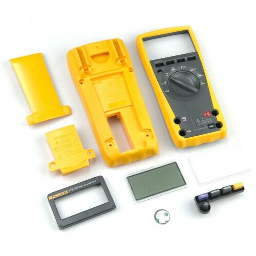 Fluke 175 177 179 Front/Top Back/Bottom Case LCD Mask Keypad Buttons Tilt Stand