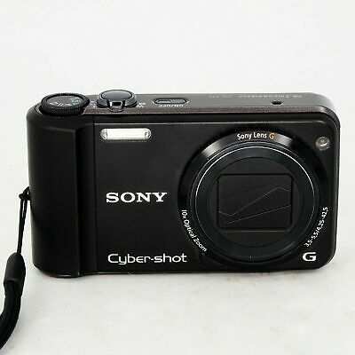 Sony Cyber-Shot DSC-H70 16.1 MP  with 10x Wide-Angle Optical Zoom G Lens        (Sony Cyber Shot Wide Angle)