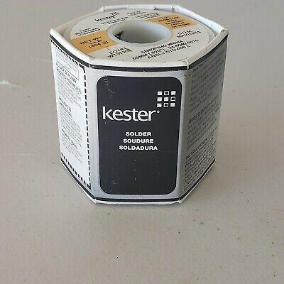0.020 Kester Solder 66 44 Rosin Flux Spool 6040 Sn60pb40 24-6040-0010