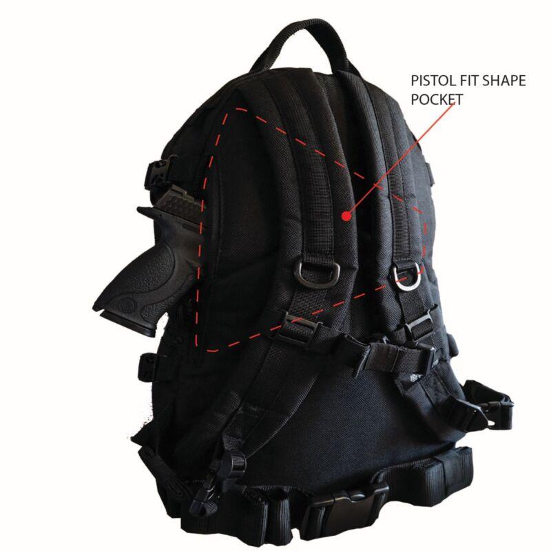 Krevis CCW Tactical Back Pack