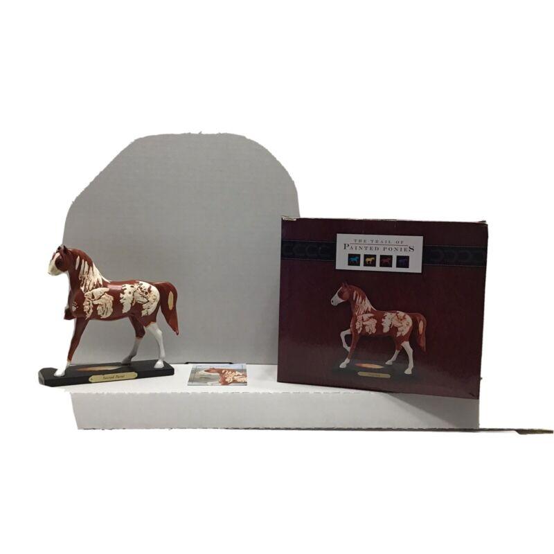 trail of painted ponies figurine # 4027275 Sacred Paint