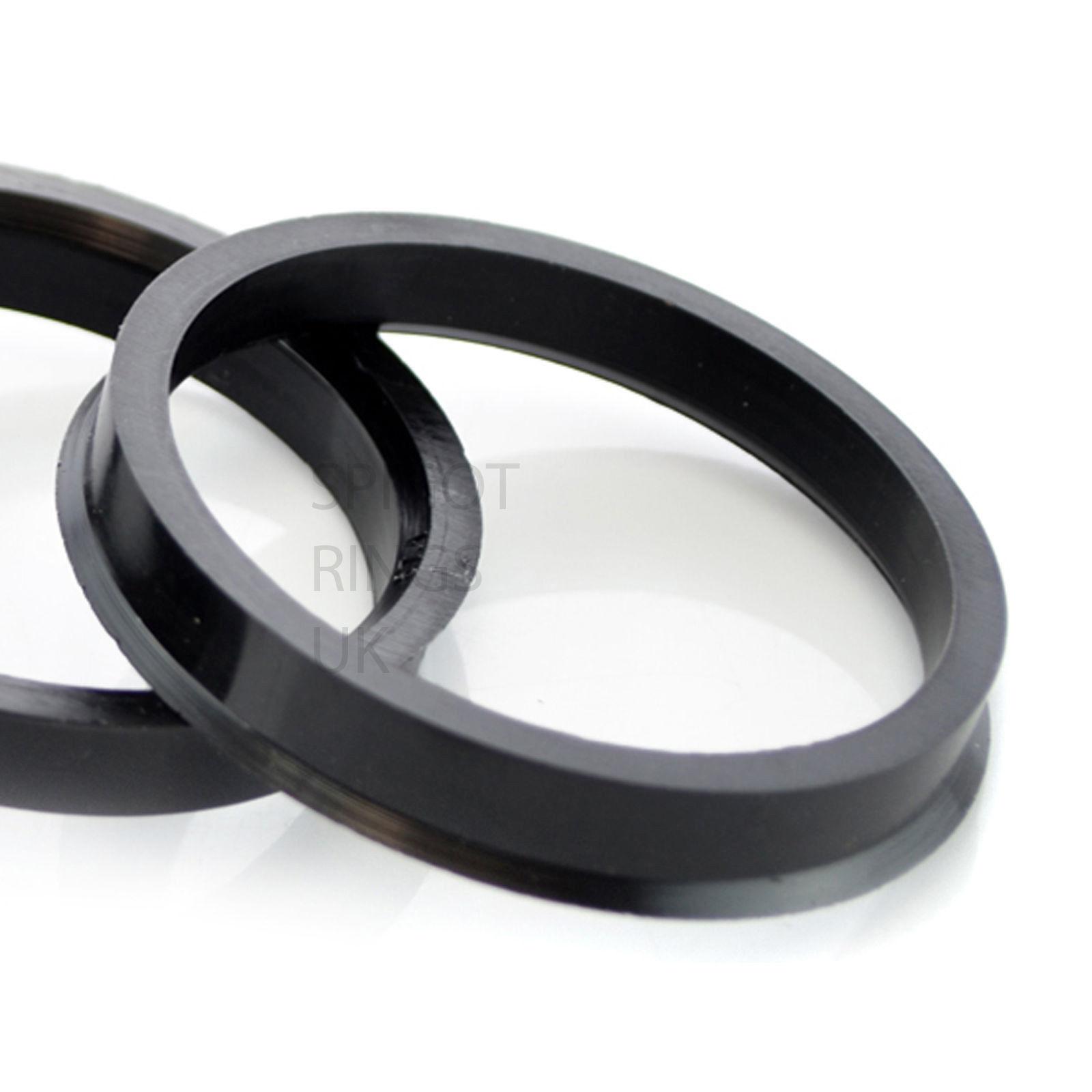 4pc Wheel Hub Centric Rings Spacer  Aluminium Alloy OD=73.1mm ID=54.1mm