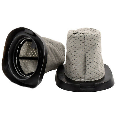 2-Pack HQRP Dust Cup Filter for Dirt Devil Versa Power Serie