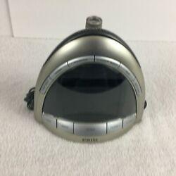 HoMedics Alarm Clock AM/FM Radio Nature Sounds Projector Model No. SS-5010