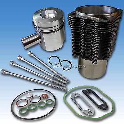 Kolben & Laufbuchse + Zylinderschrauben + Dichtsatz 912er Motor Deutz