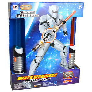 Double Ended Lightsaber Space Sword With Lighting