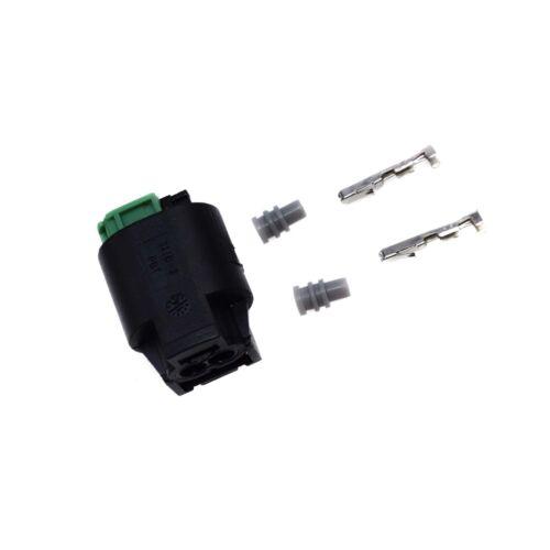 New Set 10PCS Temperature Sensor 2 Pin Connectors 968405-1 For BMW 3 5 7 Series