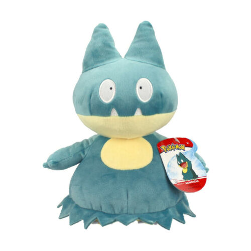 Wicked Cool Toys Pokemon Munchlax 8 Inch Plush Figure NEW IN STOCK